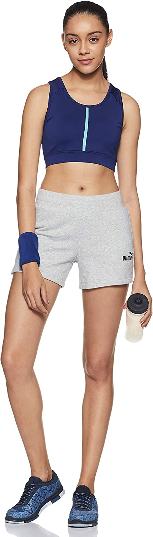 PUMA Damen Hose ESS Sweat Shorts Tr