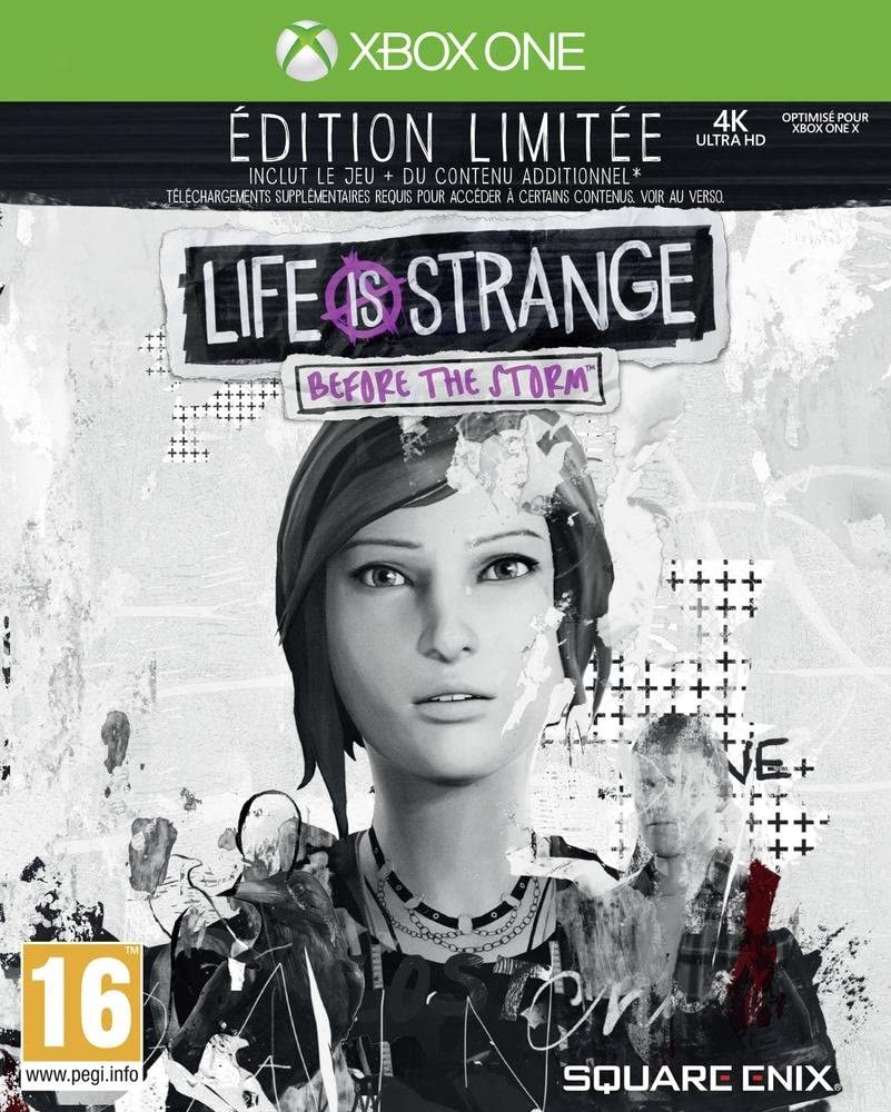 Life is Strange Before the Storm - Edition Limitée [Importación francesa]: Amazon.es: Videojuegos
