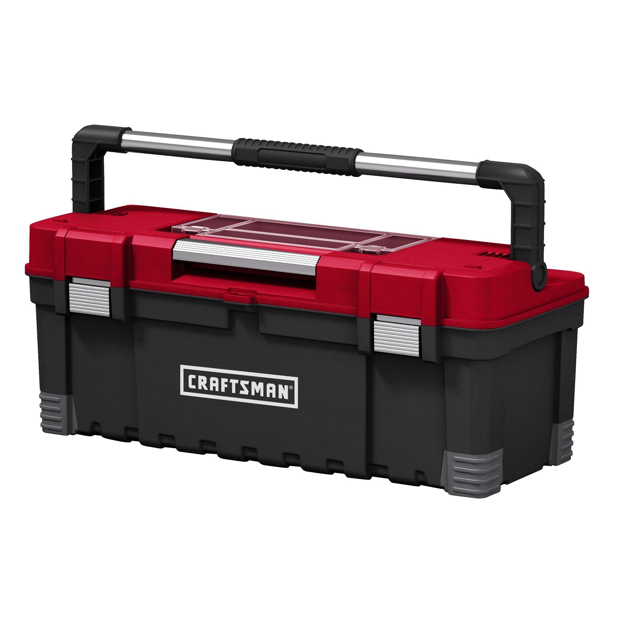 Craftsman 26 In. Power Latch Tool Box