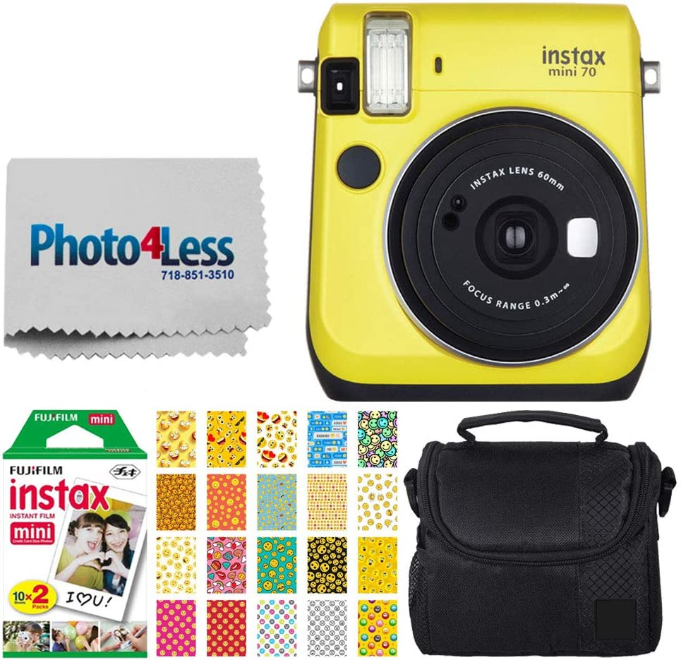 Fujifilm Instax Mini 70 Sofortbildkamera Fujifilm Kamera
