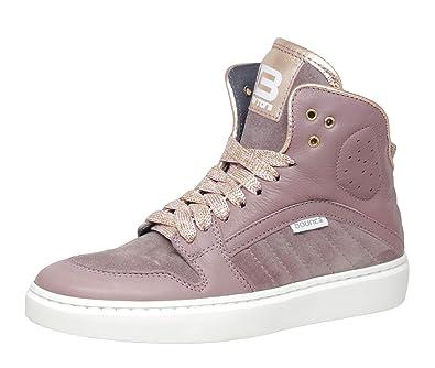 80889d76079fc7 cole bounce restore 2425F Mädchen Hohe Sneaker  Amazon.de  Schuhe ...