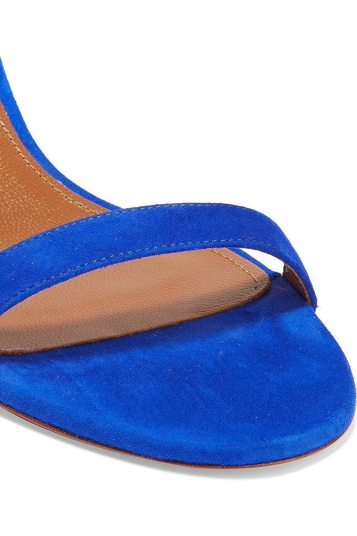 AIWEIYi Damen ,  Damen AIWEIYi Gladiator Blau 85ef7b