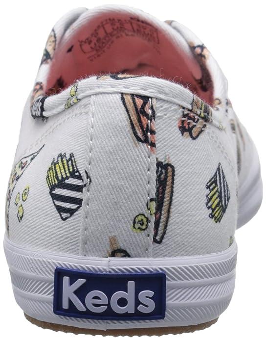 33ab4e3209fc5 Keds Women s Champion Boardwalk with Pretzel Charm Fashion Sneaker ...