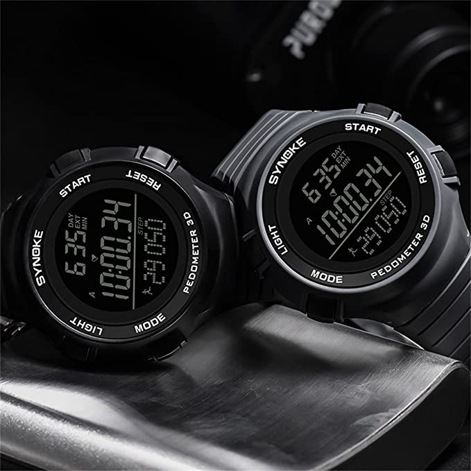 MImpermeableCon Reloj Longqi Deportivo Longqi Multifuncional50 PTkiulOZwX