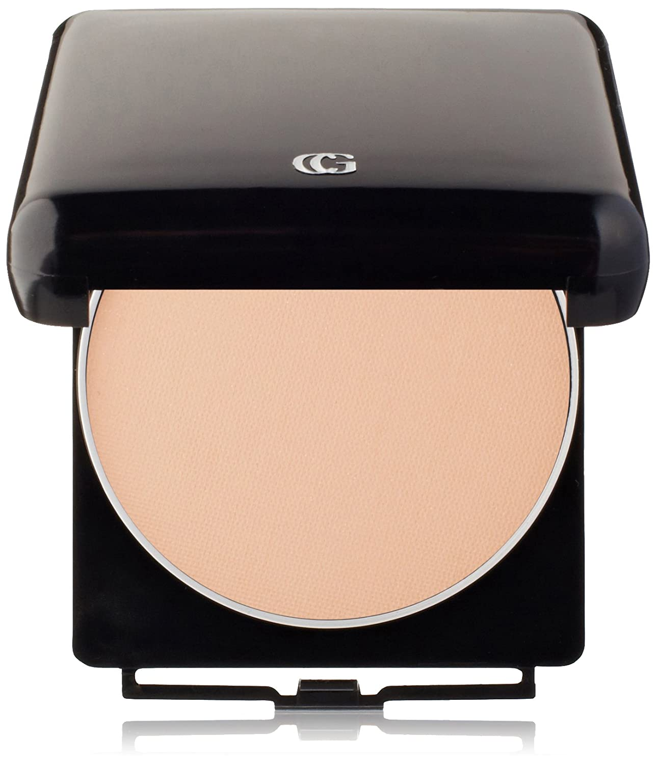CoverGirl Simply Powder Foundation Natural Ivory(C) 515, 0.41-Ounce Compact (Pack of 2)