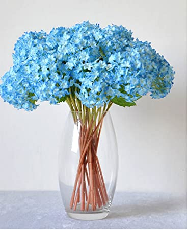 Amazon tilan wholesale fake hydrangea artificial flower luxury tilan wholesale fake hydrangea artificial flower luxury silk flowers for wedding bouquet decor best quality flowers mightylinksfo