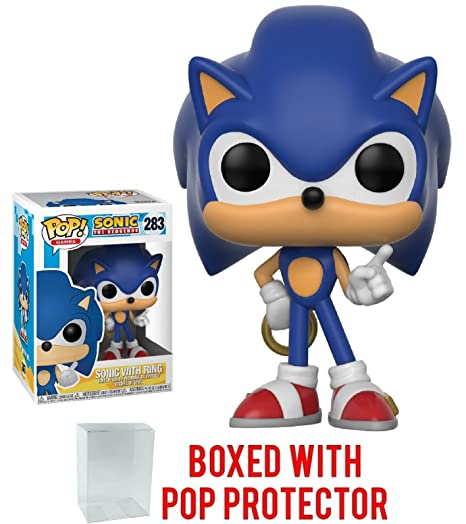 b3df0b57154 Image Unavailable. Image not available for. Color  Funko Pop! Games  Sonic  The Hedgehog ...