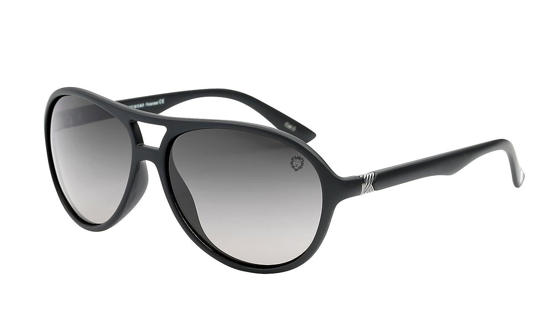 046c1dff07 Amazon.com  Polarized Sunglasses Aviator for Women Men by SAFARI Eyewear -  LP10501BK  Clothing