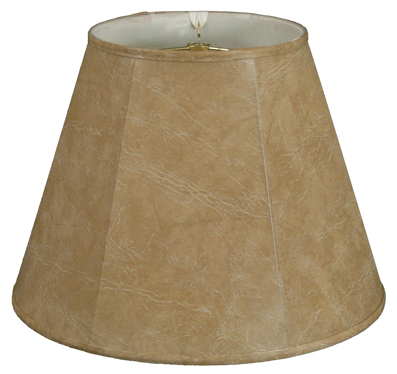 Royal Designs DBS-707-20MT 10 x 20 x 15 Deep Empire Mouton Lamp Shade Inc
