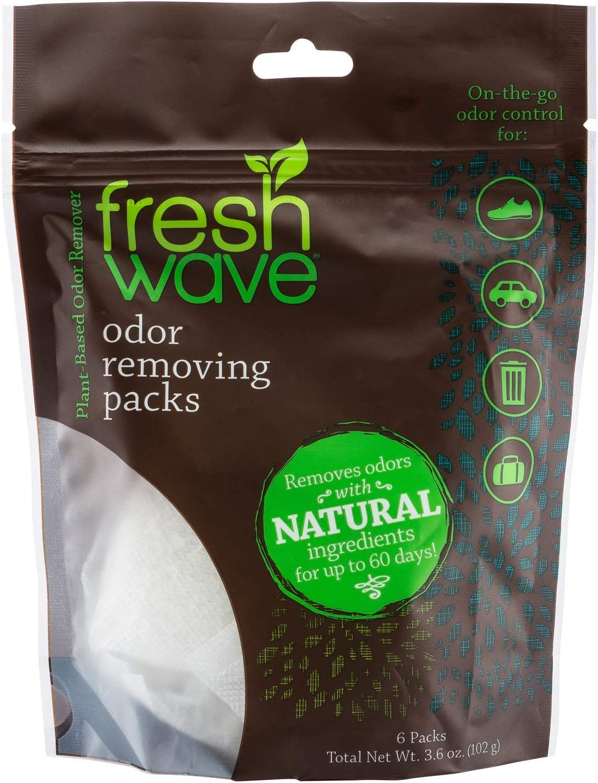 Fresh Wave Odor Removing Packs, Bag of 6