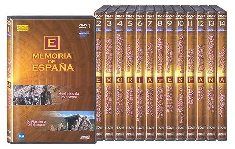Memoria De España - La Colección Completa [DVD]: Amazon.es: Adolfo ...