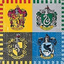 Unique Harry Potter Beverage Napkins, 16 Count