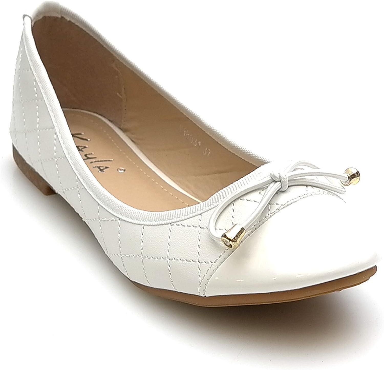 Kayla Shoes Femme élégante ballerines chaussures F128–26
