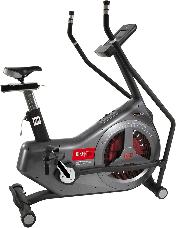 BH Fitness BIKEHIIT H785 Bicicleta estática: Amazon.es: Deportes y ...