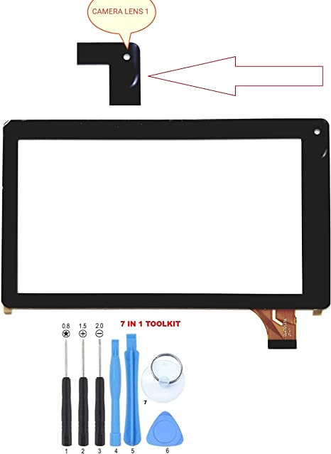 RCA VOYAGER TABLET III LCD DIGITIZER  NEW