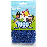 Perler Bead Bag, Dark Blue