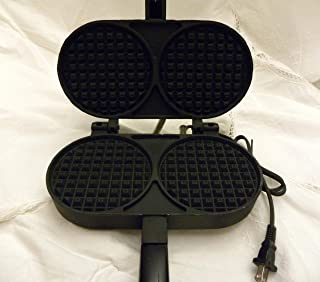 product image for Palmer Electric Belgian Cookie Iron Waffler non stick