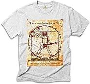 Camiseta Rock Cool Tees Guitarra Da Vinci
