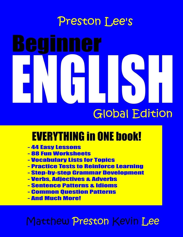 Preston Lee's Beginner English - Global Edition ebook