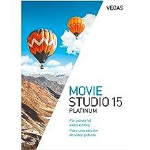 VEGAS Movie Studio 15 Platinum – Powerful tools for video editing [Download]