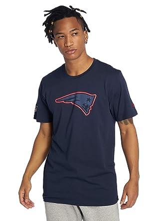978a1df00 New Era New England Patriots T Shirt NFL Fan Pack Tee: Amazon.co.uk ...