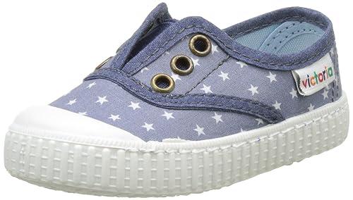 per comprare stile di moda la scelta migliore victoria - Inglesa Estrellas Elast, Basse Bambina: Amazon.it ...