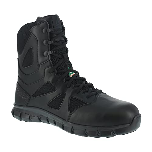 2cfe9abedbf Reebok Work Men's Sublite Cushion IB8800 Military and Tactical Boot