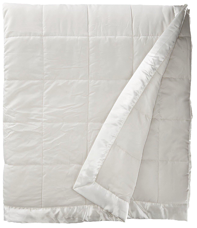 Luxury Cotton Blanket (King / Cal King 108''x90'', White)
