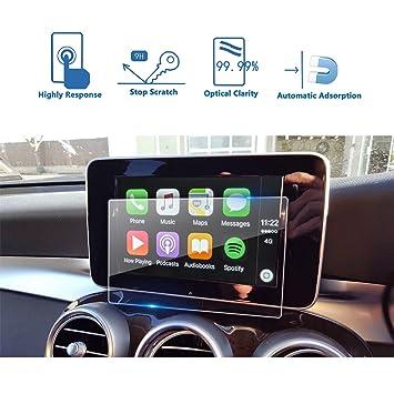 LFOTPP 2016 2017 2018 Mercedes-Benz GPS Screen Protector for