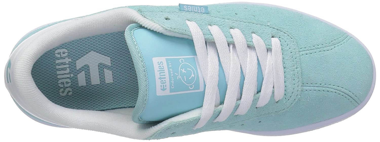 Etnies Women's 7 The Scam W's Skate Shoe B01IE6Y6L0 7 Women's B(M) US|Light Blue 24cef2