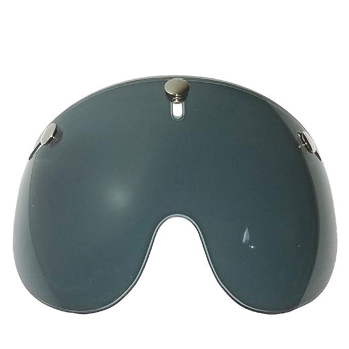 Amazon.es: Bandit - Visera corta para cascos Jet, amarillo ...