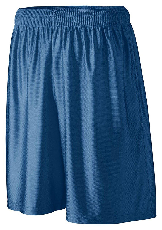 Augusta Sportswear Boys Long Dazzle Shorts
