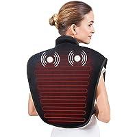 Snailax - Almohadilla de calor para la espalda