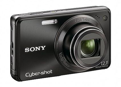 amazon com sony cyber shot dsc w290 12 1 mp digital camera with 5x rh amazon com Sony DSC H50 Camera Accessories Sony H50