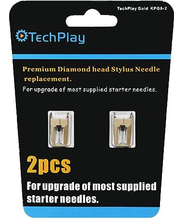 Amazon.com: TechPlay aguja de cerámica Roby para ...