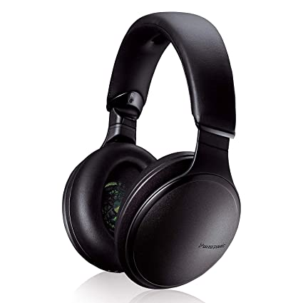 956311f7389 Panasonic Noise Cancelling Headphones with Wireless Bluetooth and  Smartphone Siri or Google Voice Assistant - RP