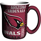 NFL Arizona Cardinals Boxed Relief Sculpted Mug