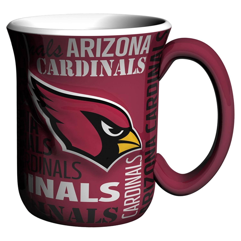 288c9103bfd Amazon.com   NFL Arizona Cardinals Sculpted Spirit Mug