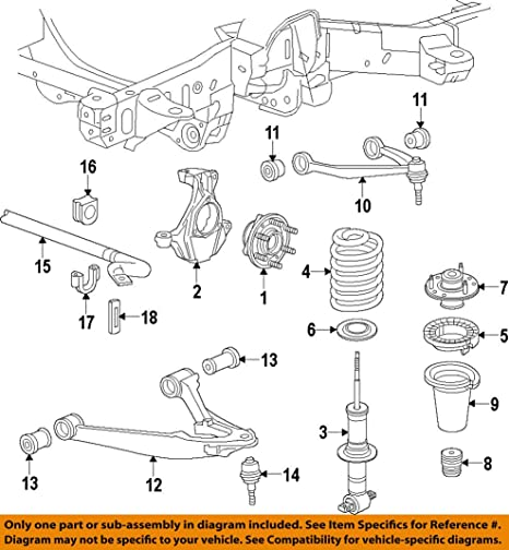 Genuine GM Lower Insulator 20841899