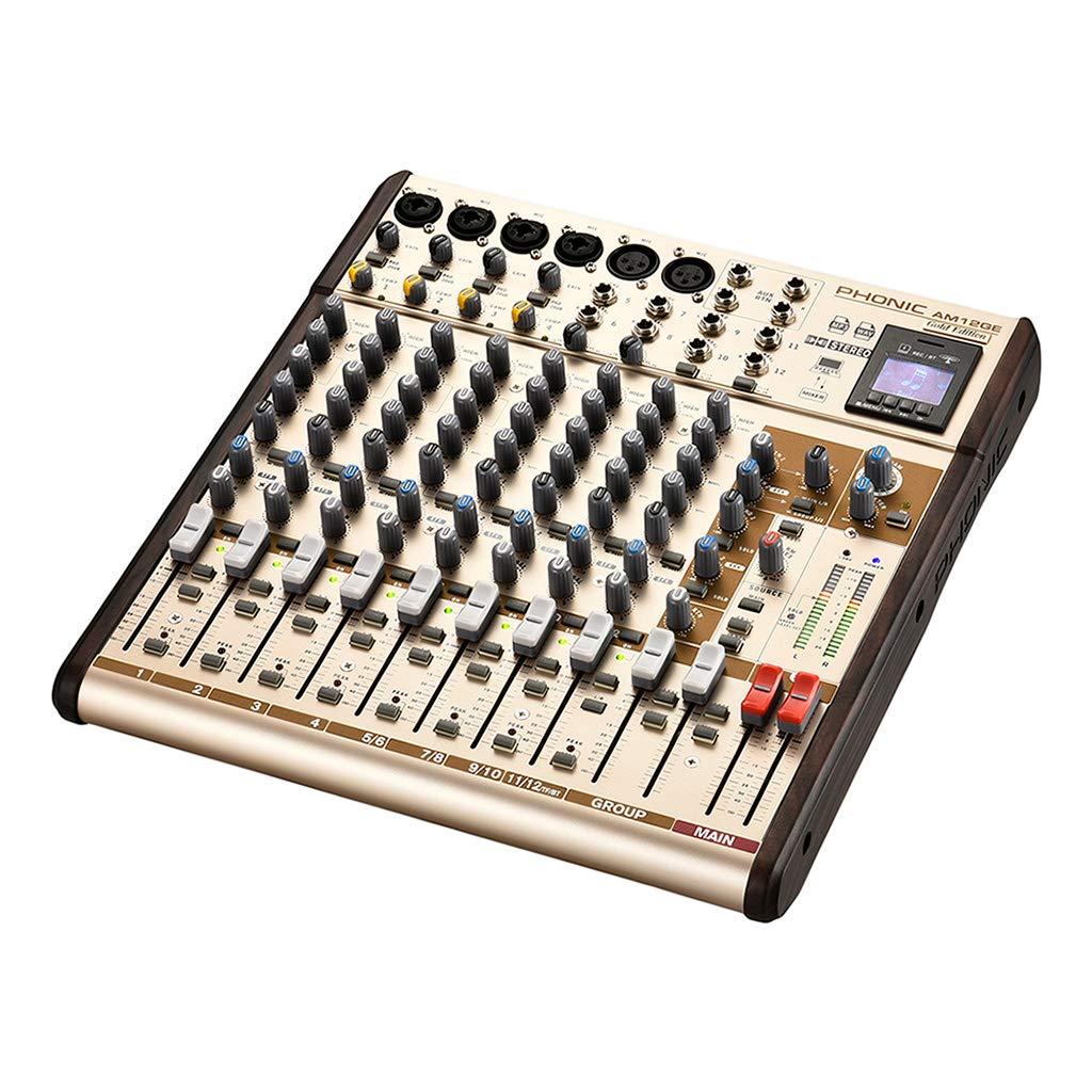 Phonic USB Mixer, 12 Channels (AM12GE)