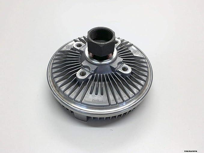 HAYDEN - Embrague de ventilador viscosa Nitro KA 2.8CRD 2007-2011 ...