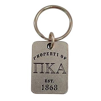 Amazon Pi Kappa Alpha Pike Fraternity Property Of Keychain
