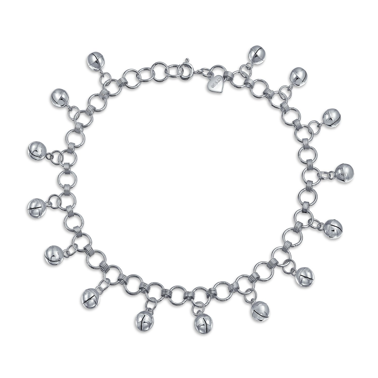 silver sweet simple shop chain simply sterling anklet anklets studio