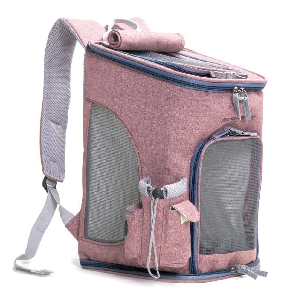 B 282843cm B 282843cm LDFN Pet Backpack Out Backpack Dog Backpack Cat Backpack Portable Bag Cat Bag Travel Bag,B-282843cm