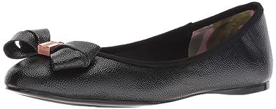 e8d148f55fb946 Amazon.com  Ted Baker Women s Immep Ballet shoe  Shoes