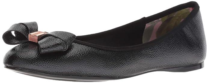 7af3e54699837 Amazon.com  Ted Baker Women s Immep Ballet shoe  Shoes