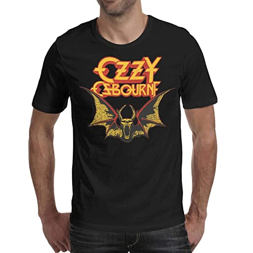 a37cc506 This T-Shirt Features Ozzy Osbourne Diary of A Madman in Their Simply Looks.