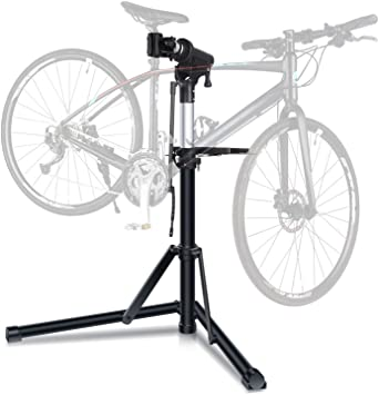 wholesale online quite nice finest selection Sportneer Bike Repair Stand, Foldable Bicycle Repair Rack Workstand, Height  Adjustable