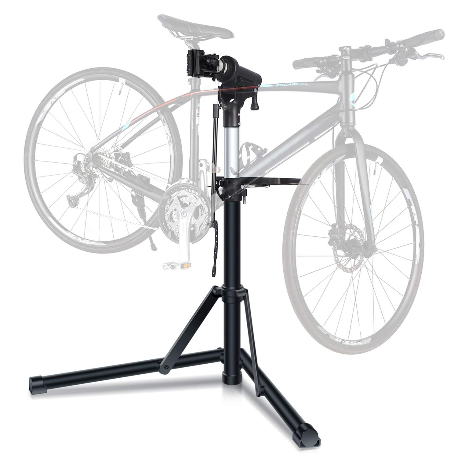 Sportneer Bike Repair Stand, Foldable Bicycle Repair Rack Workstand, Height Adjustable
