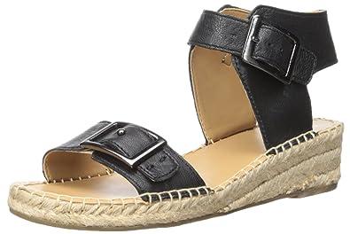 cb2eb205ee69 Franco Sarto Women s Latin Espadrille Wedge Sandal